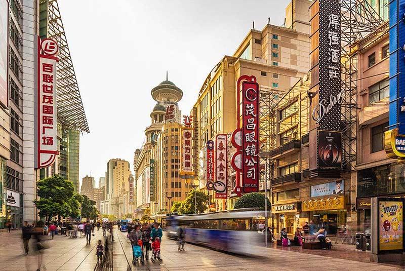 گردش یک روزه در تور شانگهای