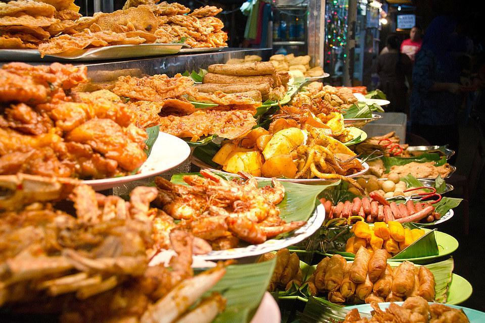 آشنایی با غذاهای خیابانی شانگهای