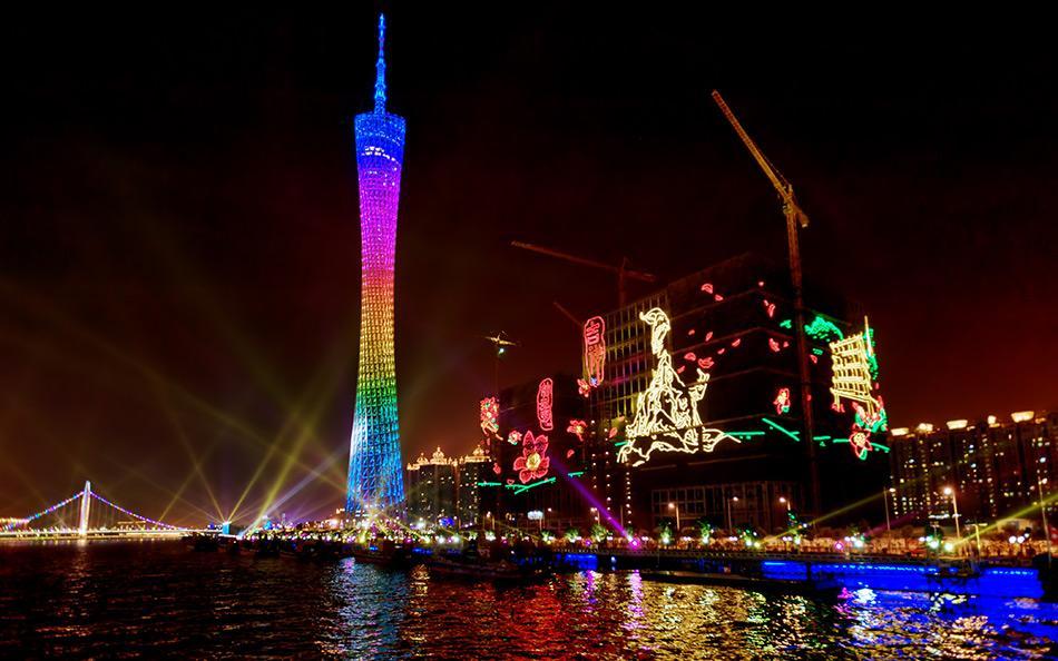آشنایی با برج کانتون در گوانجو چین
