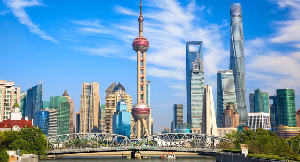 آشنایی با برج مروارید شرقی شانگهای