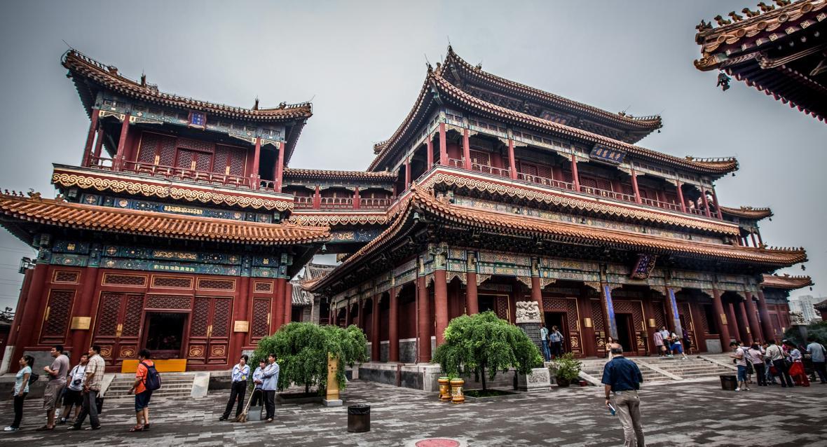 معبد جادا بودا (The Jade Buddha Temple) شانگهای