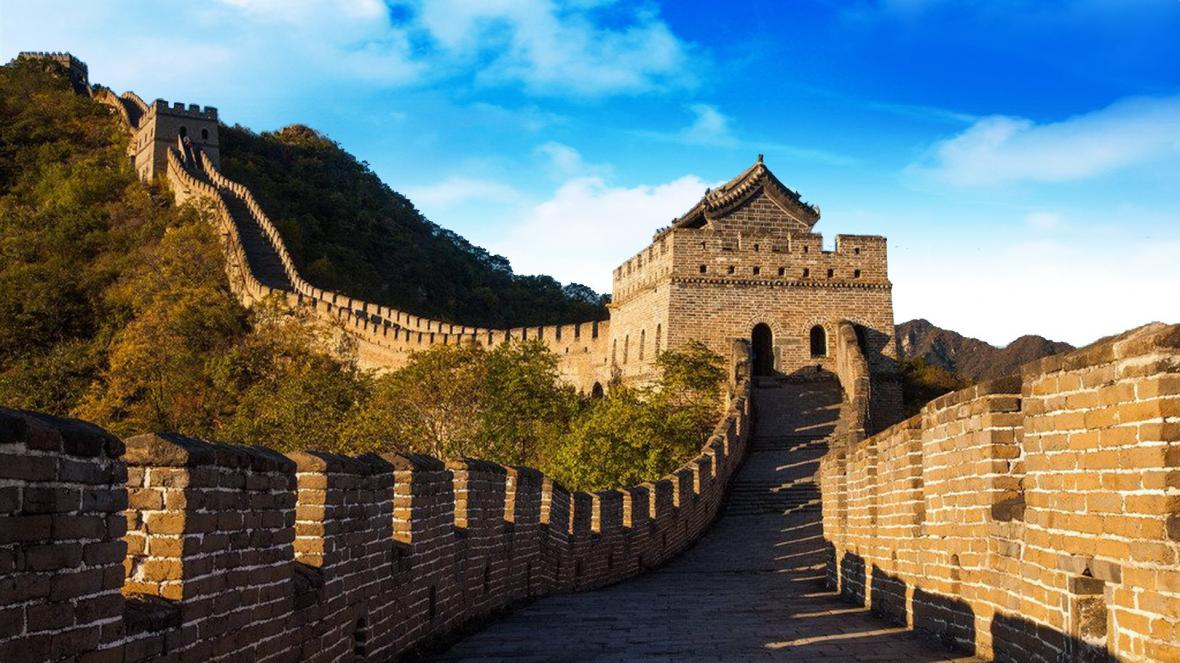 آشنایی با دیوار بزرگ چین (Great Wall)