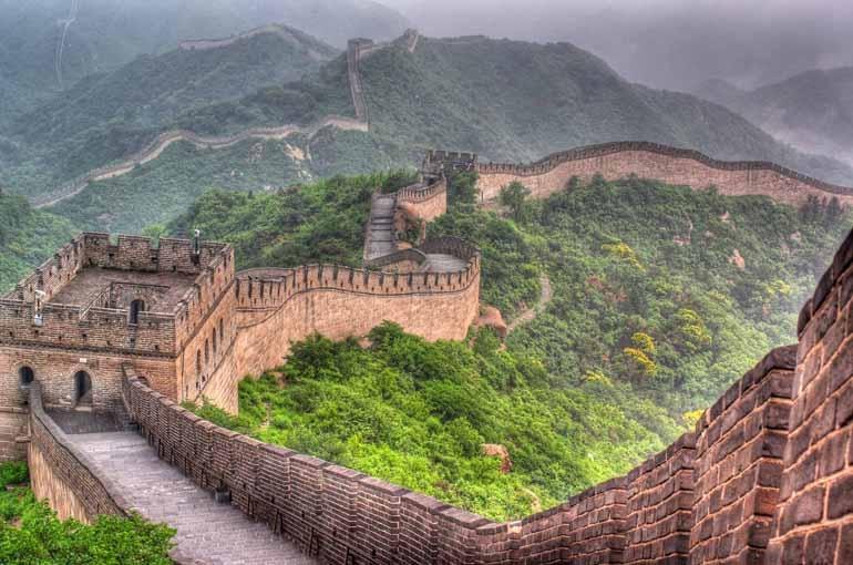 آشنایی با تور چین
