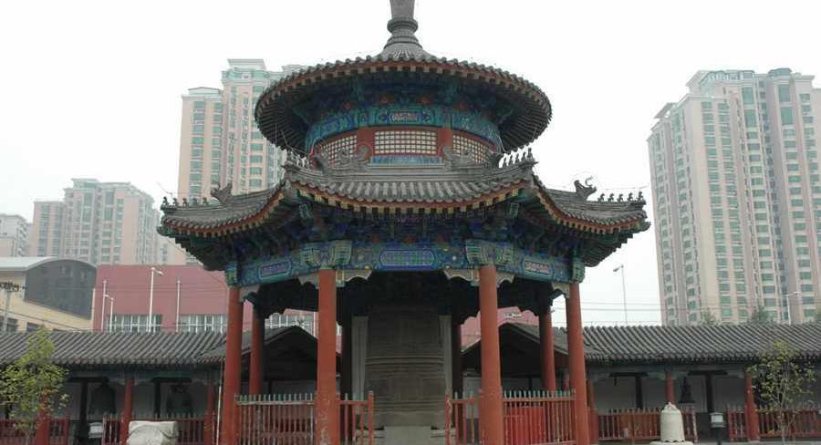 معبد زنگ بزرگ (Da Zhong Temple) پکن چین