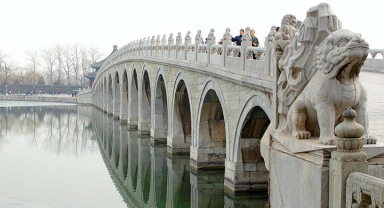 پل مارکوپولو (Guangli) پکن