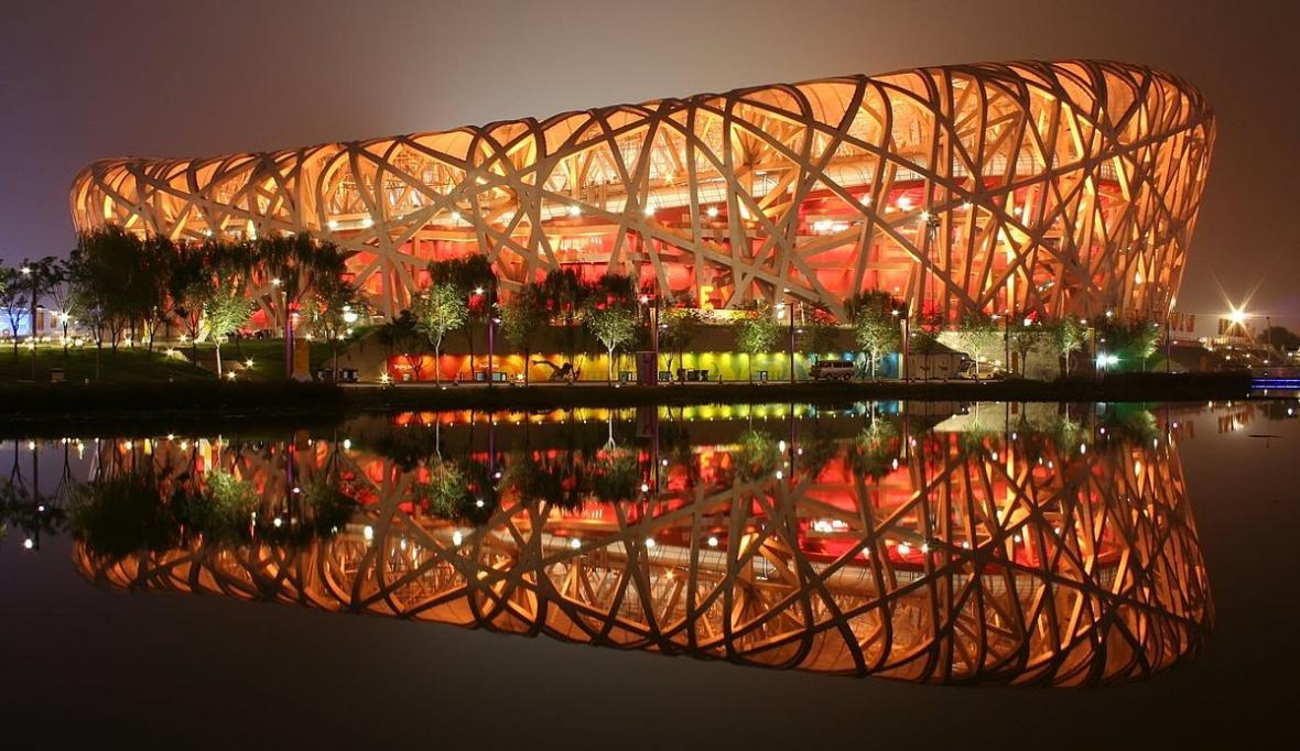 آشنایی با پارک المپیک پکن در تور چین