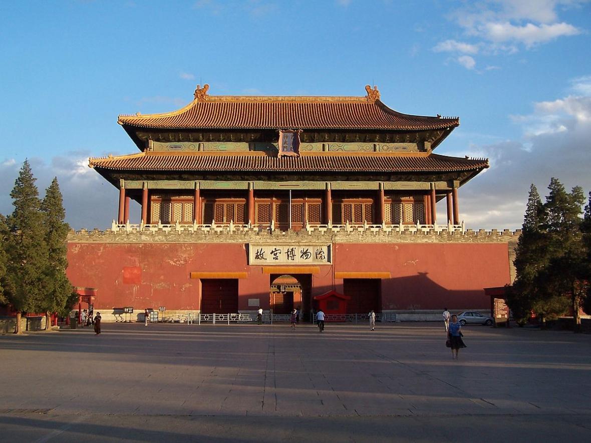 شهر ممنوعه چین مرکز توجه گردشگران به معماری و تاریخ چین