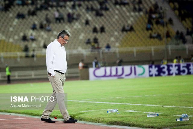 برانکو: کلید بازی در گل اول بود، نمی شد روی بازیکن حریف تاثیر بگذاریم که چرا روی زمین می خوابد