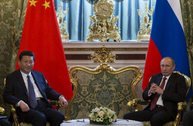 چین به آغوش انرژی روسیه می رود