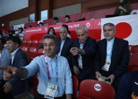 چین میزبان بازی های ساحلی 2020 گشت ، صالحی امیری: میزبانی اندونزی متوسط است
