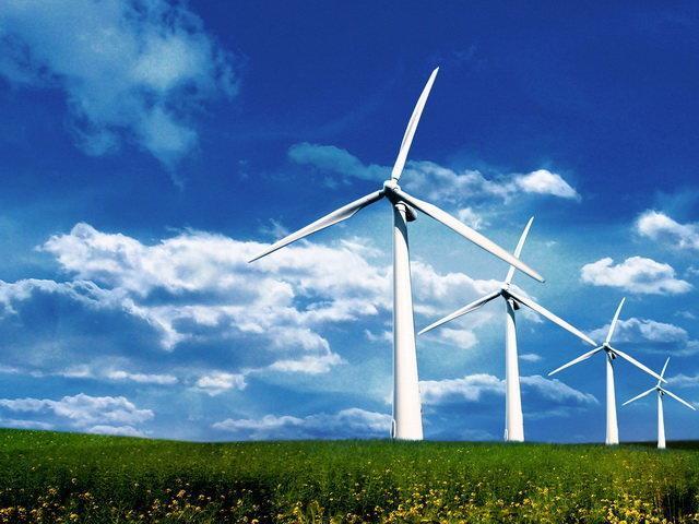 بهره داری از بزرگ ترین نیروگاه بادی کشور