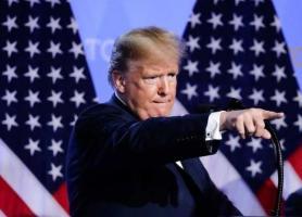 ترامپ: همه چیز تقصیر چین است!