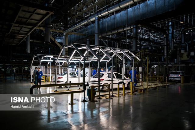 خودروسازهای داخلی چقدر چینی هستند؟
