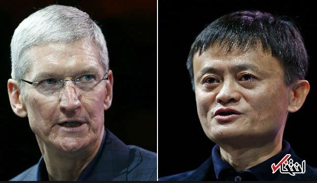به نام جک ما به کام تیم کوک ، اپل رقبای چینی را در روز مجردها شکست داد