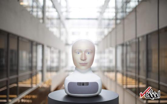 اجتماعی ترین روبات سال معرفی گردید ، قابلیت تنظیم چهره بر اساس احساسات انسانی