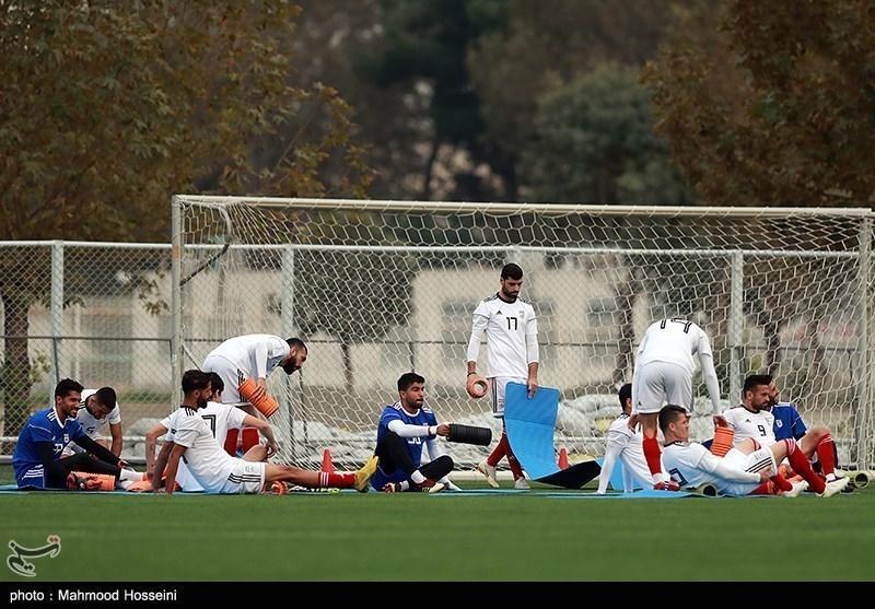 گزارش فاکس اسپورت از روند آماده سازی تیم ملی فوتبال ایران در سایه اعتراض خاموش بازیکنان