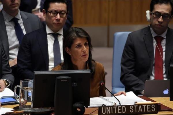 موضع گیری آمریکا درباره تنش بین اوکراین و روسیه