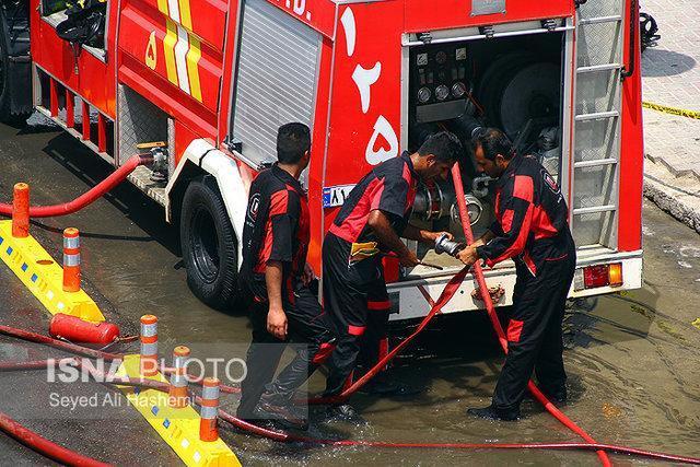 مشاغل عملیاتی آتش نشانی جزو مشاغل سخت و زیان آور شد