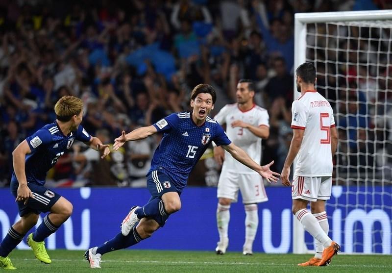 فزونی نسبی ژاپن مقابل ایران در آمار
