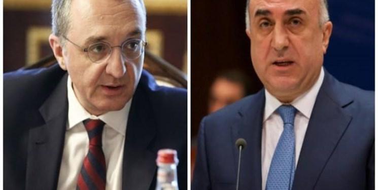 وزرای خارجه آذربایجان و ارمنستان در مسکو دیدار می نمایند