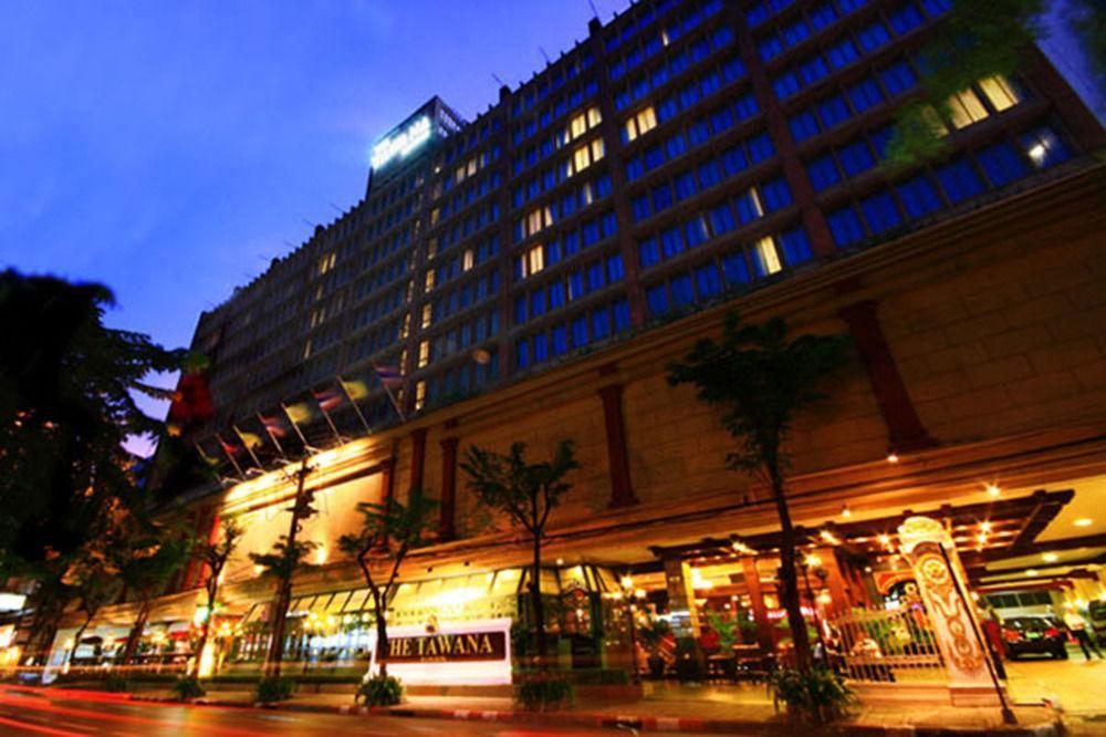 آشنایی با هتل د تاوانا بانکوک، 4 ستاره در تور تایلند