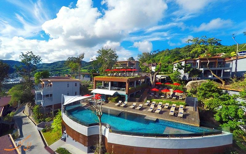 معرفی هتل 4 ستاره آماری در پوکت