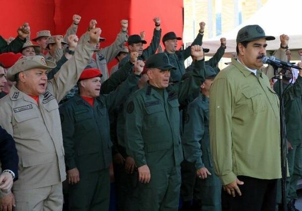 ژنرال ونزوئلایی مخالف مادورو از فهرست تحریم آمریکا خارج شد