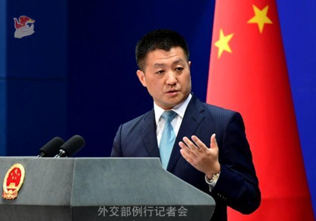 چین با لایحه تحریم دریای جنوبی از سوی آمریکا مخالفت کرد