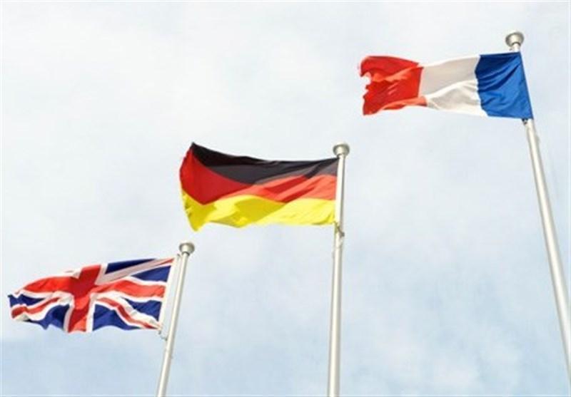 بیانیه سفرای سه کشور اروپایی درباره جلسات کارشناسی در مورد اینستکس