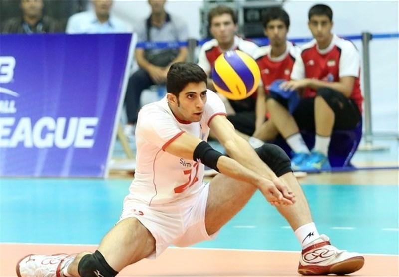 لیگ ملت های والیبال ـ اردبیل، عبادی پور: در تمام بازی ها به برد فکر می کنیم