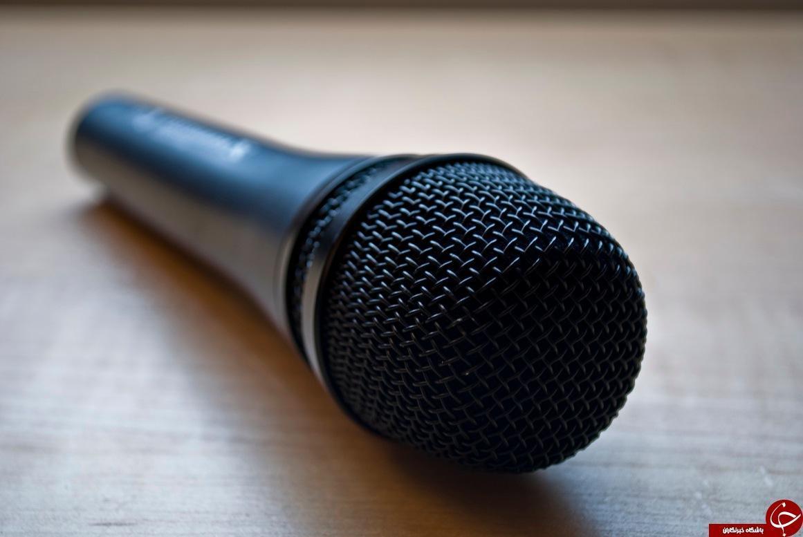 انواع میکروفون های خلق شده را بشناسید!