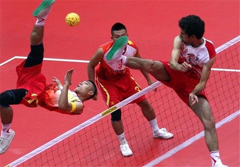 شکست تیم ملی ایران مقابل چین و سنگاپور