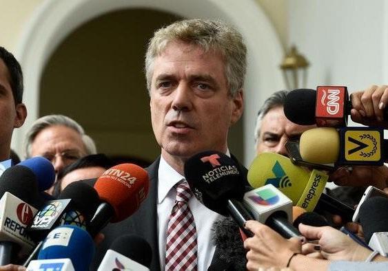بازگشت سفیر آلمان به ونزوئلا