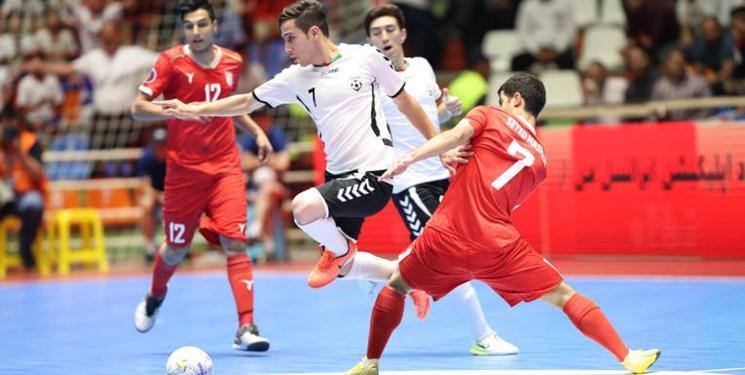 بازی سخت تایلند برابر افغانستان