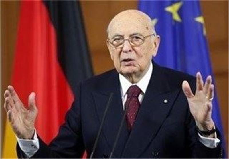 چراغ سبز رئیس جمهور ایتالیا برای باقی ماندن در قدرت