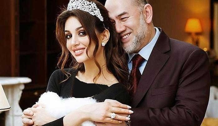 افشای حقیقت طلاق پادشاه مالزی از ملکه زیبایی