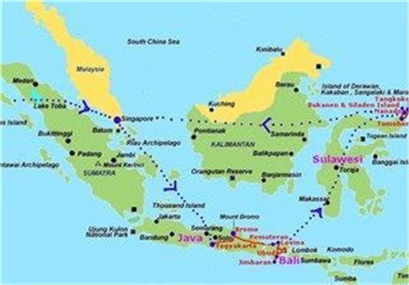 عدم صدور ویزا برای ایرانیان در اندونزی به تحریک استرالیا