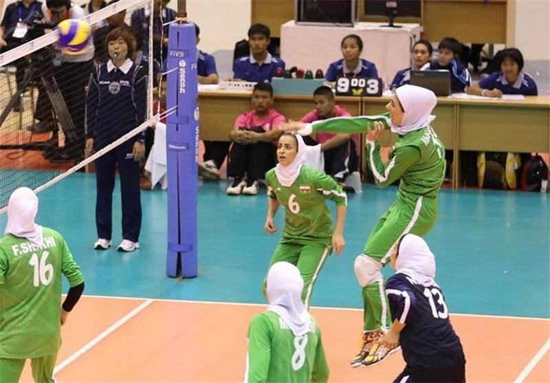 شکست تیم ملی بانوان ایران مقابل ویتنام
