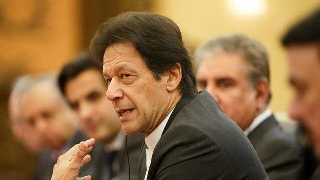 عمران خان: دنیا باید با جدیت ایمنی زرادخانه اتمی هند را آنالیز کند