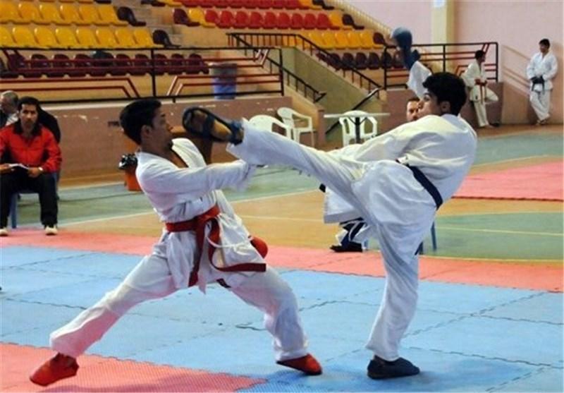 تیم کاراته امشب به اندونزی می رود