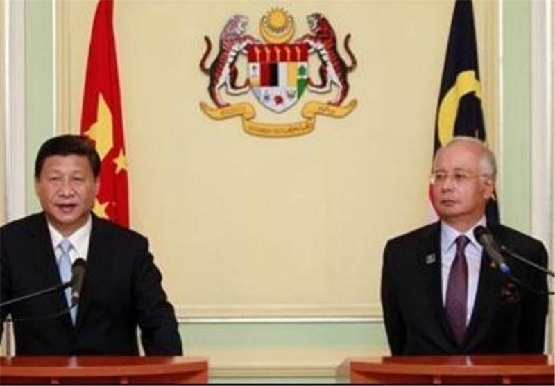 توافق چین و مالزی بر افزایش همکاری تجاری در آینده نزدیک