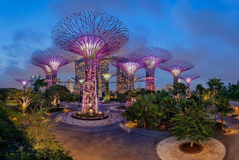 5 کاری که می توانید رایگان در سفر به سنگاپور انجام دهید