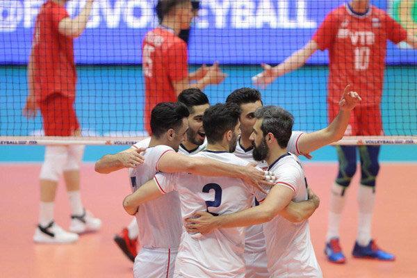 پیروزی تیم ملی والیبال ایران مقابل چین تایپه، جدال سخت با کره
