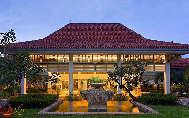 معرفی هتل شرایتون باندارا جاکارتا ، 5 ستاره