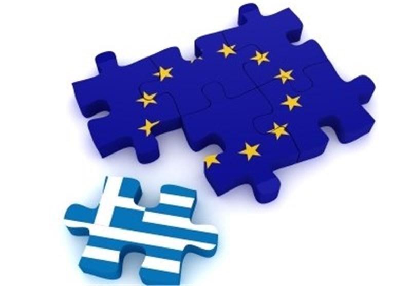 اختلاف شدید سران اتحادیه اروپا درباره مسئله خروج یونان از منطقه یورو
