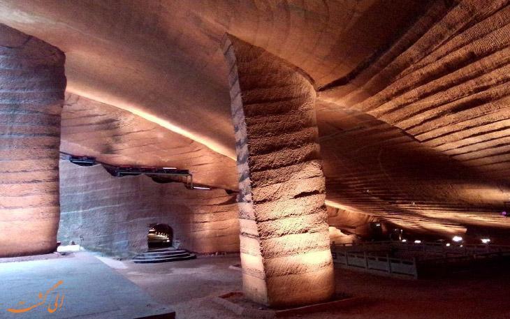 چرا راز غارهای لانگیو در چین برملا نمی گردد؟