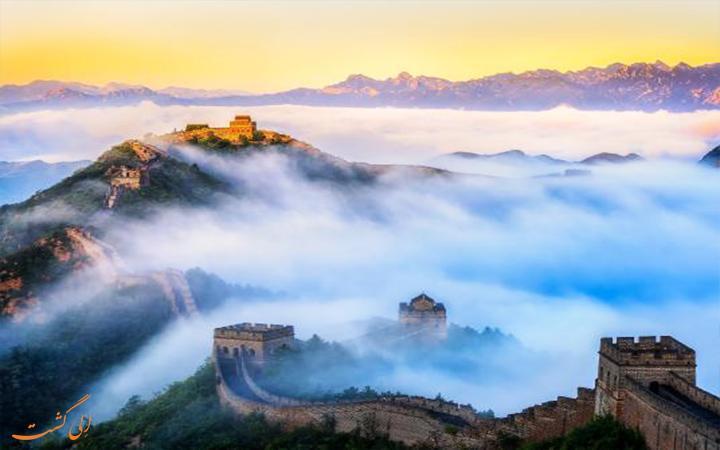 سفری تصویری در میان زیباترین جاذبه های چین