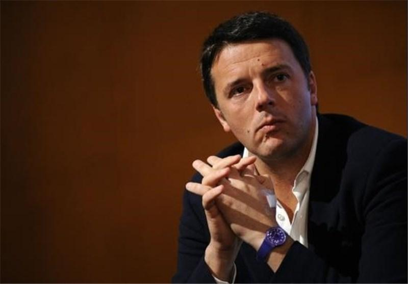 نخست وزیر منتخب ایتالیا سوگند یاد می نماید