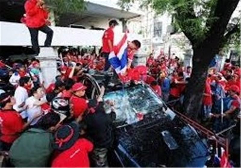 اصرار دولت تایلند بر برگزاری انتخابات 2 فوریه
