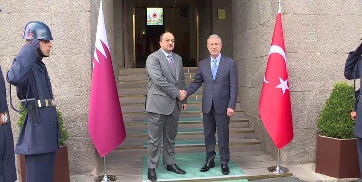 موضع متفاوت قطر نسبت به عملیات نظامی ترکیه در سوریه